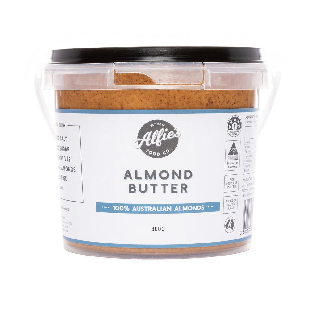 Alfie's Almond Butter - Large (800g)