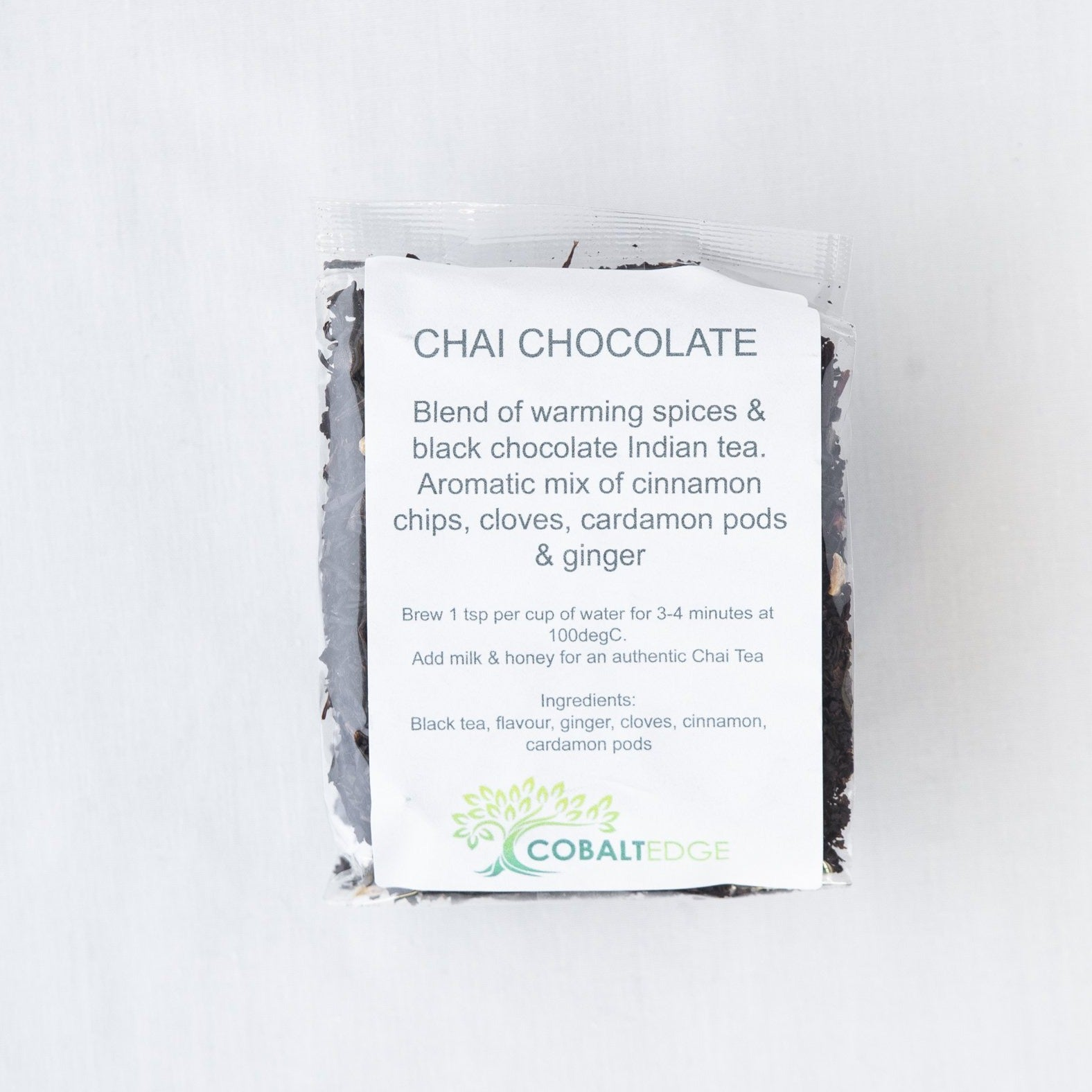 Black Chai Chocolate Tea