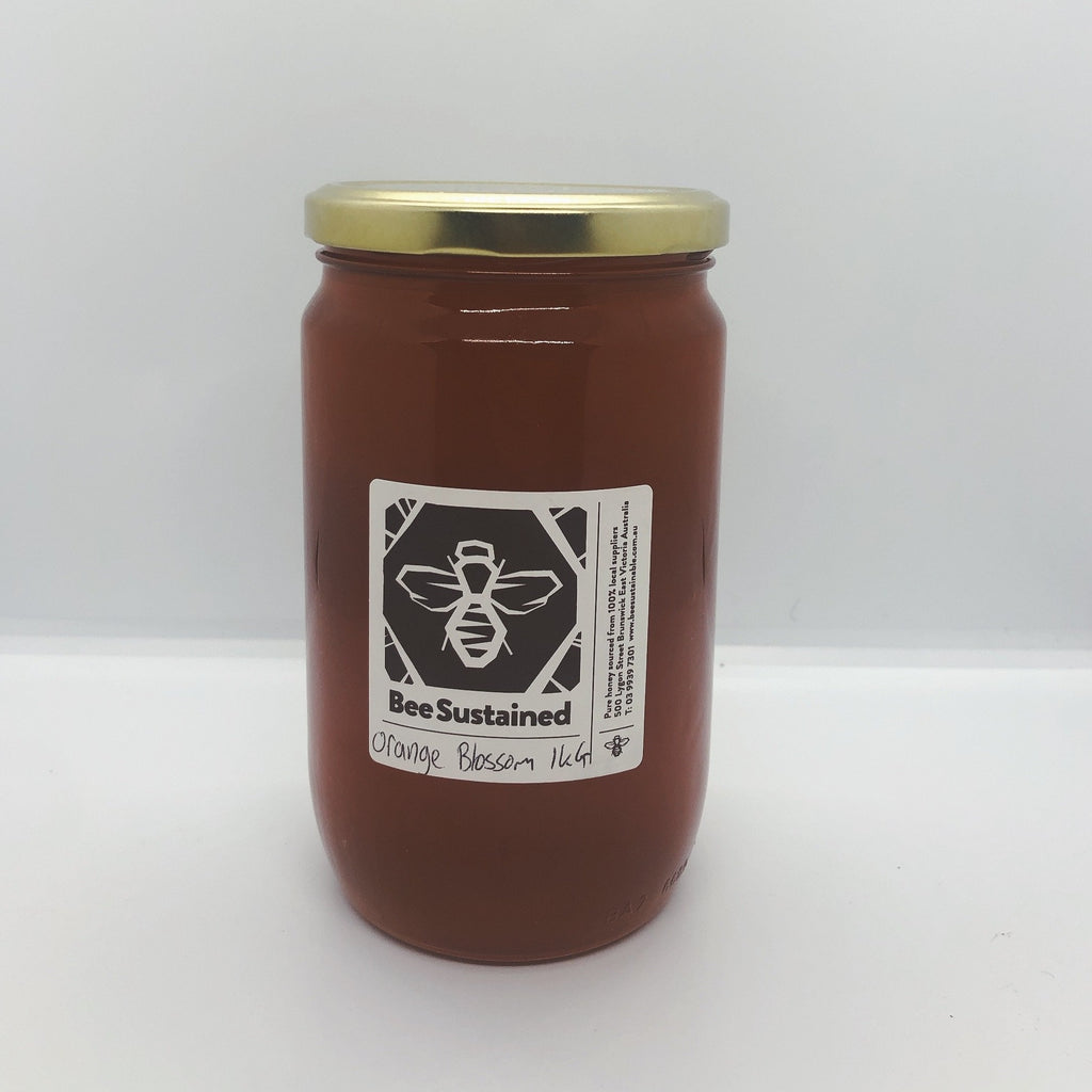 Orange Blossom Honey 1Kg.
