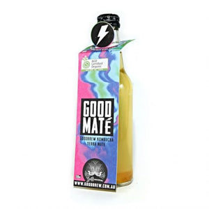 Good Maté (Yerba Mate) Kombucha