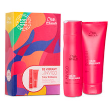 Load image into Gallery viewer, Wella Professionals Invigo Color Brilliance Duo Gift Pack