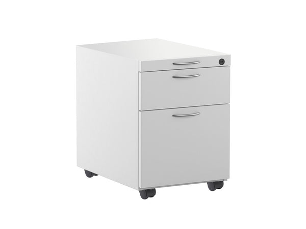2-Drawer File Pedestal