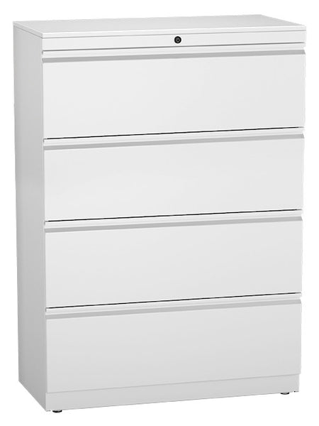 4-Drawer Lateral File Unit