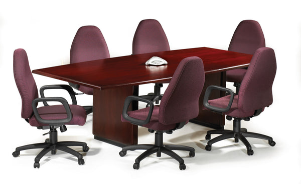 Conference Table - Boat Shape