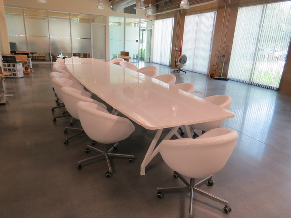 Conference Table - Custom