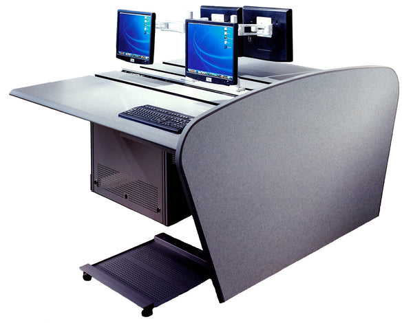 Linear Desk 1-Rail