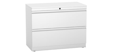 2-Drawer Lateral File Unit