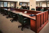 Partners Desks