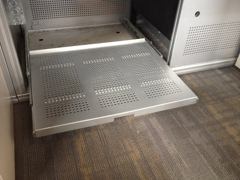 WS-3 CPU Pull-out Shelf