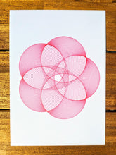 Load image into Gallery viewer, Spirograph #18513