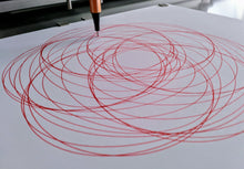 Load image into Gallery viewer, Spirograph #5851