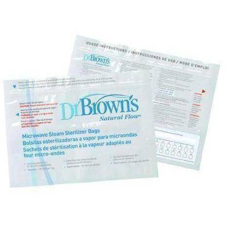 Dr. Brown's Microwave Steam Sterilizer Bag - Lifeline Pet Supplies