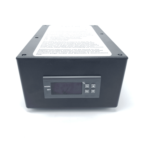 Digital Humidity Controller box