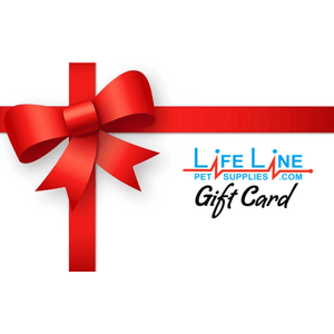 Gift Cards - Lifeline Pet Supplies