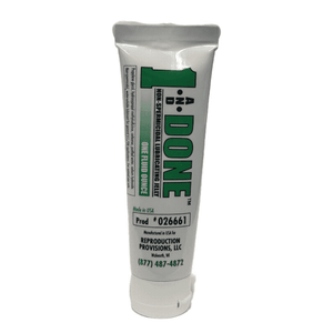 1-AND-DONE non-spermicidal lubricant jelly 1oz tube