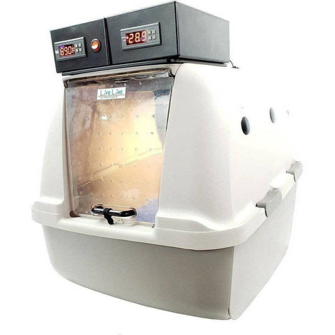 Lifeline Pet Supplies Puppy Kitten Pet Incubator Icu with Digital Humidity - Lifeline Pet Supplies