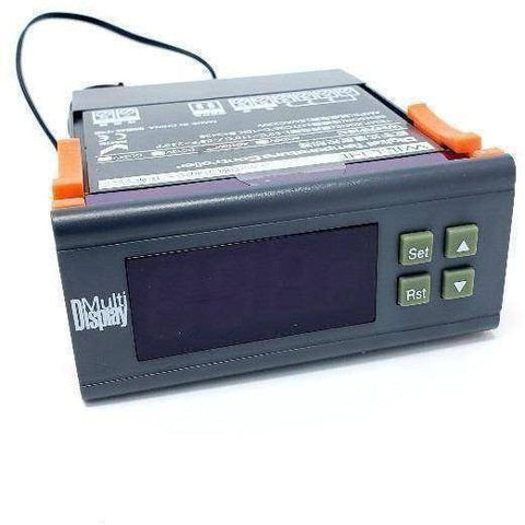Image of Multi-Display Digital Replacement Temperature Controller (Control Only - No Box) - Lifeline Pet Supplies