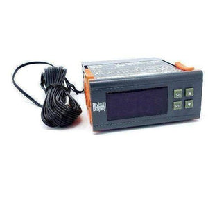 Multi-Display Digital Replacement Temperature Controller (Control Only - No Box) - Lifeline Pet Supplies