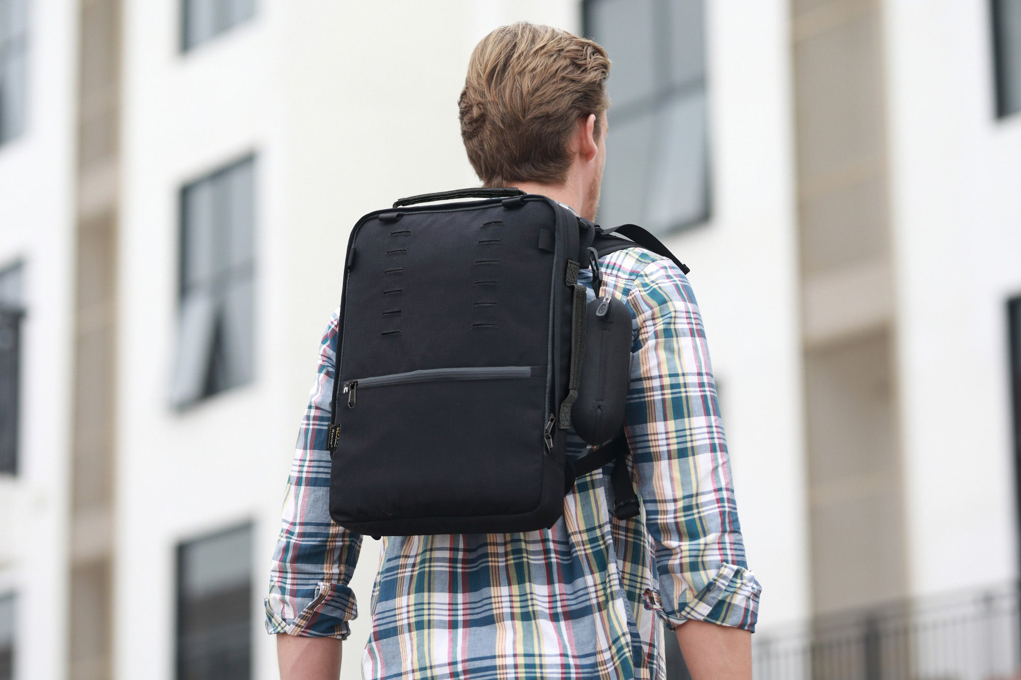 minimal backpack for laptop