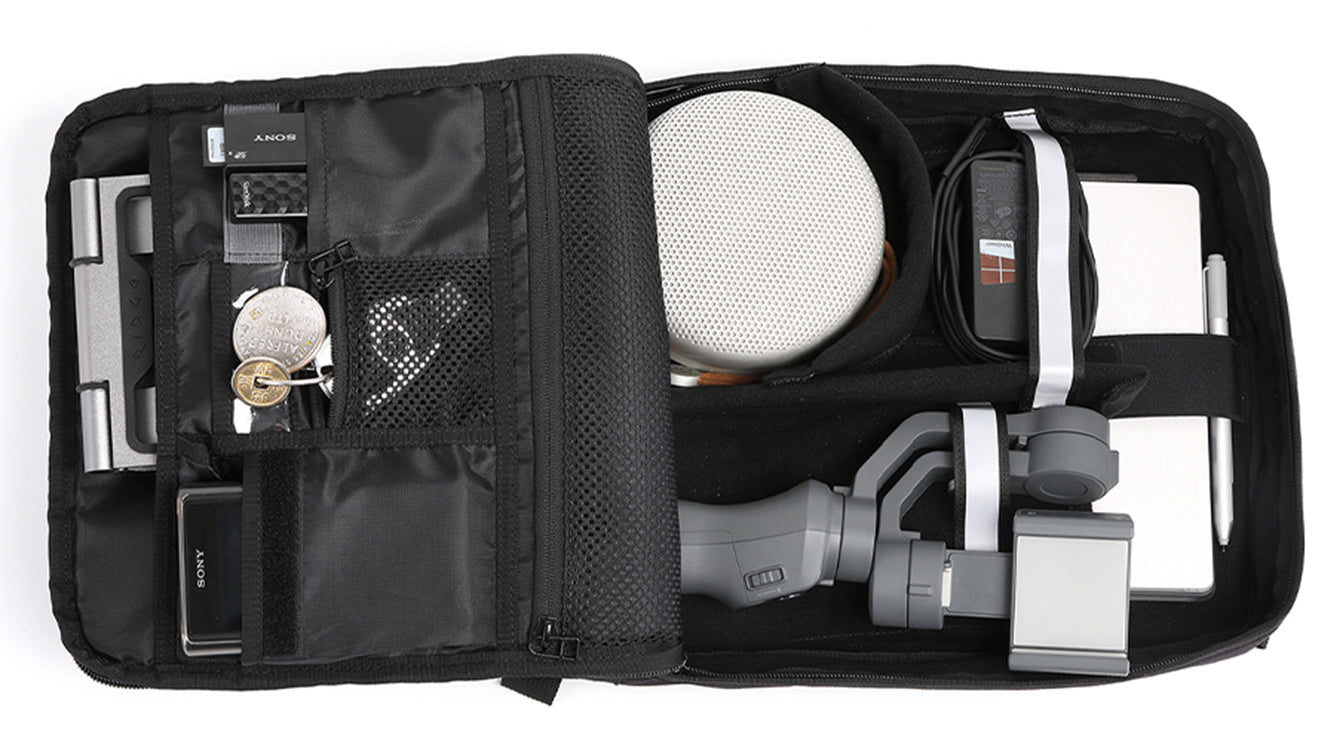 customize inner bag space