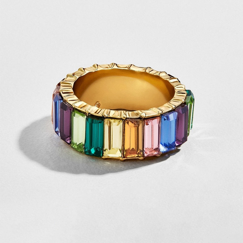 Egyptian Cocktail Ring