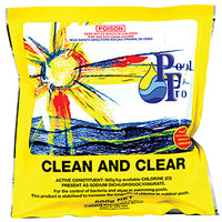 Chlorine - Granular 500g Clean And Clear