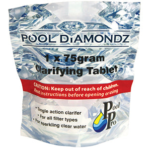 Clarifier - Pool Diamondz/Bling Tablet