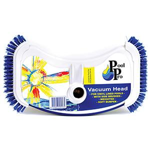 Vac Head - All Brush (Pool Pro)