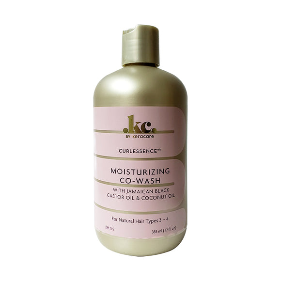 Curlessence Moisturizing Co-Wash 12oz