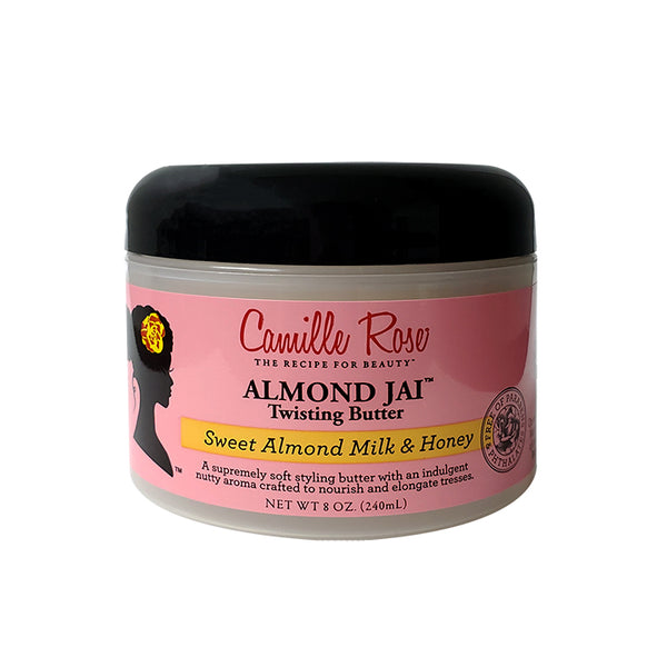 Camille Rose Almond Jai Twisting Butter 8oz