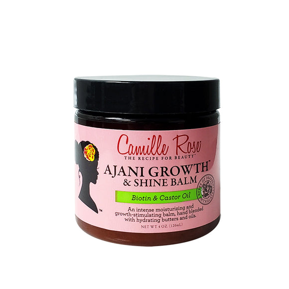 Camille Rose Ajani Growth & Shine Balm 4oz