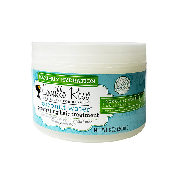 Camille Rose Coconut Water Penetrating Hair Treatment 8oz