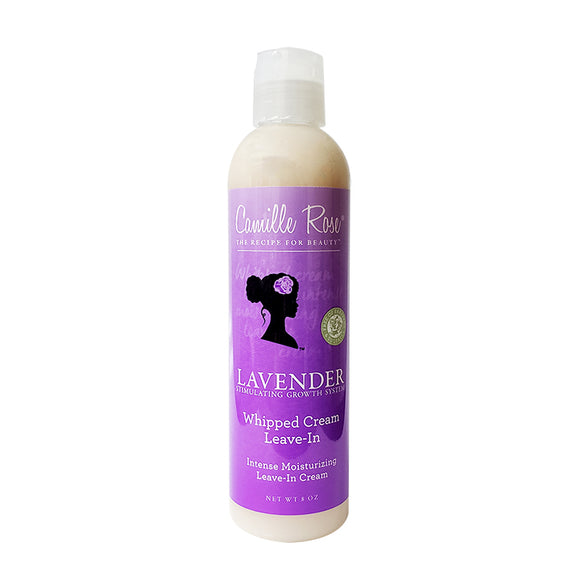 Camille Rose Lavender Whipped Cream Leave-in 8oz