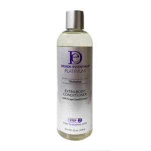 Design Essentials Platinum Extra Body Conditioner 12oz