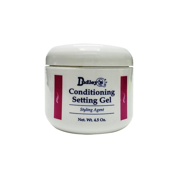 Dudley Conditioning Setting Gel 4.5oz