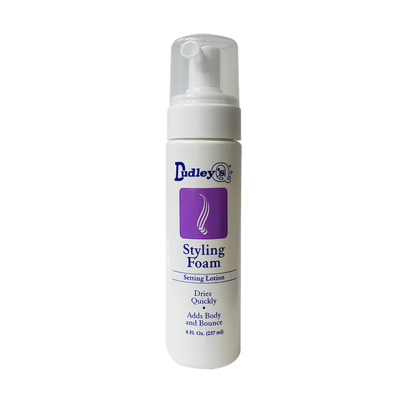 Dudley Styling Foam Pump 8oz