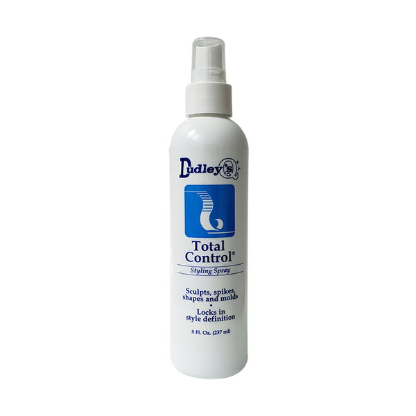 Dudley Total Control Styling Spray 8oz
