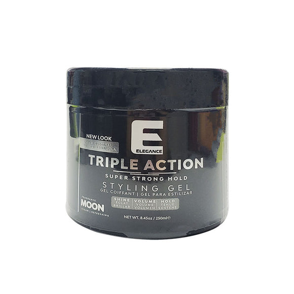 Elegance Triple Action Hair Gel – Moon