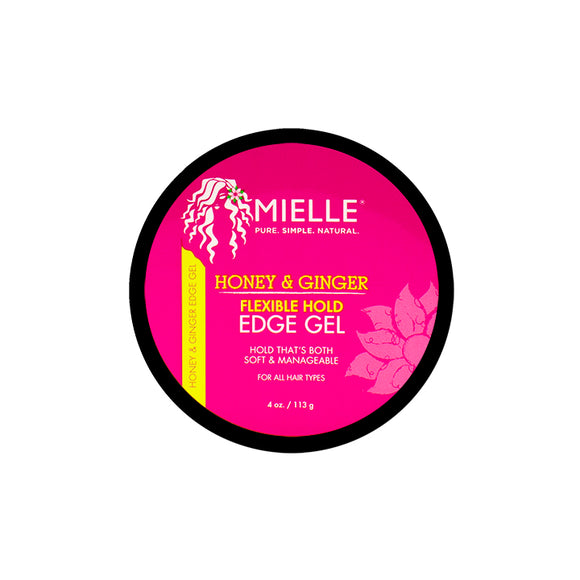 Mielle Honey & Ginger Edge Gel 4oz