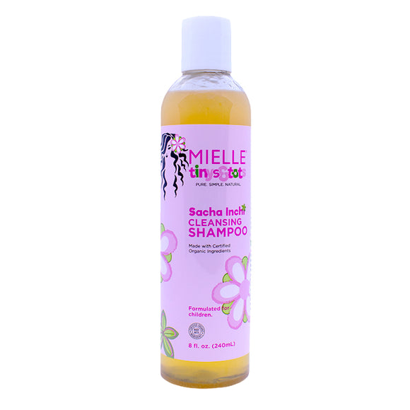 Mielle Sacha Inchi Cleansing Shampoo - Kids 8oz