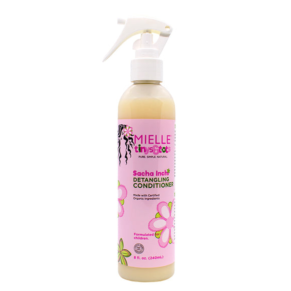 Mielle Sacha Inchi Detangling Conditioner In Spray - Kids 8oz