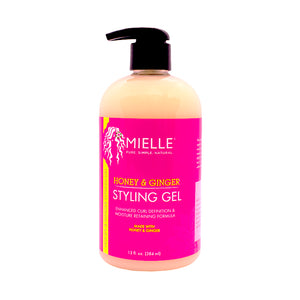 Mielle Honey & Ginger Styling Gel 13oz