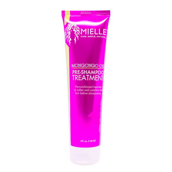 Mielle Organics Mongongo Oil Pre-Shampoo Treatment 5oz