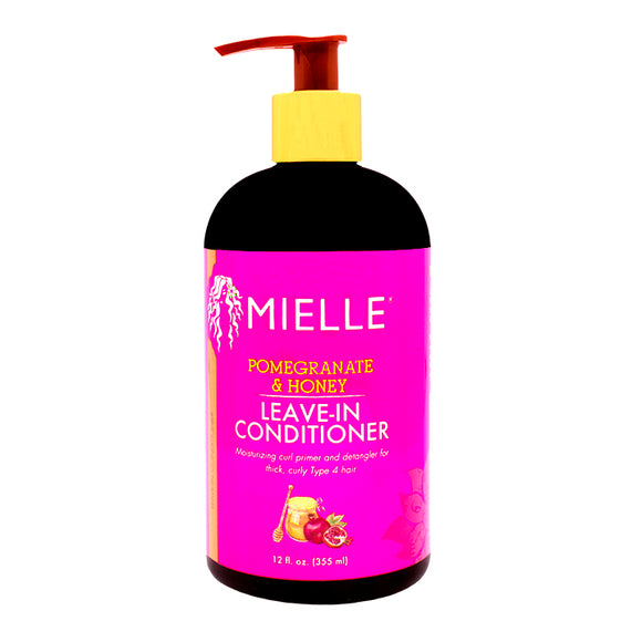 Mielle Pemegranate & Honey Leave-In Conditioner 12oz