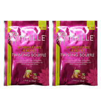 "Mielle Pomegranate & Honey Twisting Souffle 1.75oz ""Pack of 2"""