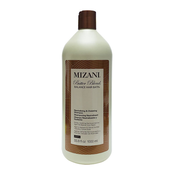 Mizani Butter Blend Balance Hair Bath 33.8oz