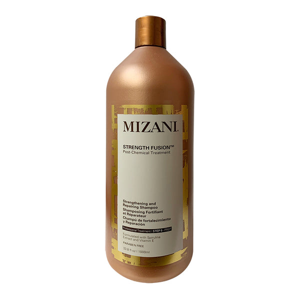 Mizani Strength Fusion Strengthening and Repairing Shampoo 33.8oz