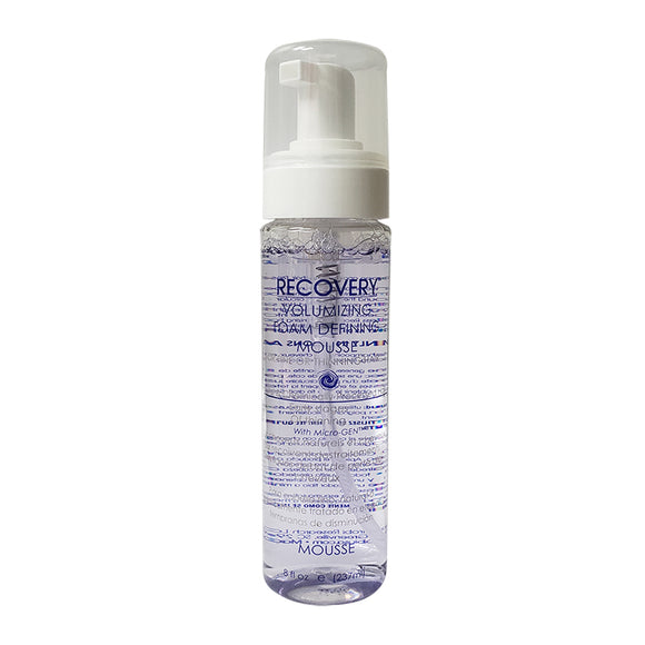 Nairobi Recovery Foaming Mousse Lotion 8oz