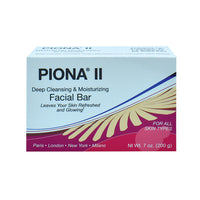 Piona II Deep Cleansing & Moisturizing Facial Bar 7oz