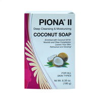Piona II Deep Cleansing & Moisturizing Coconut Soap 6.35oz
